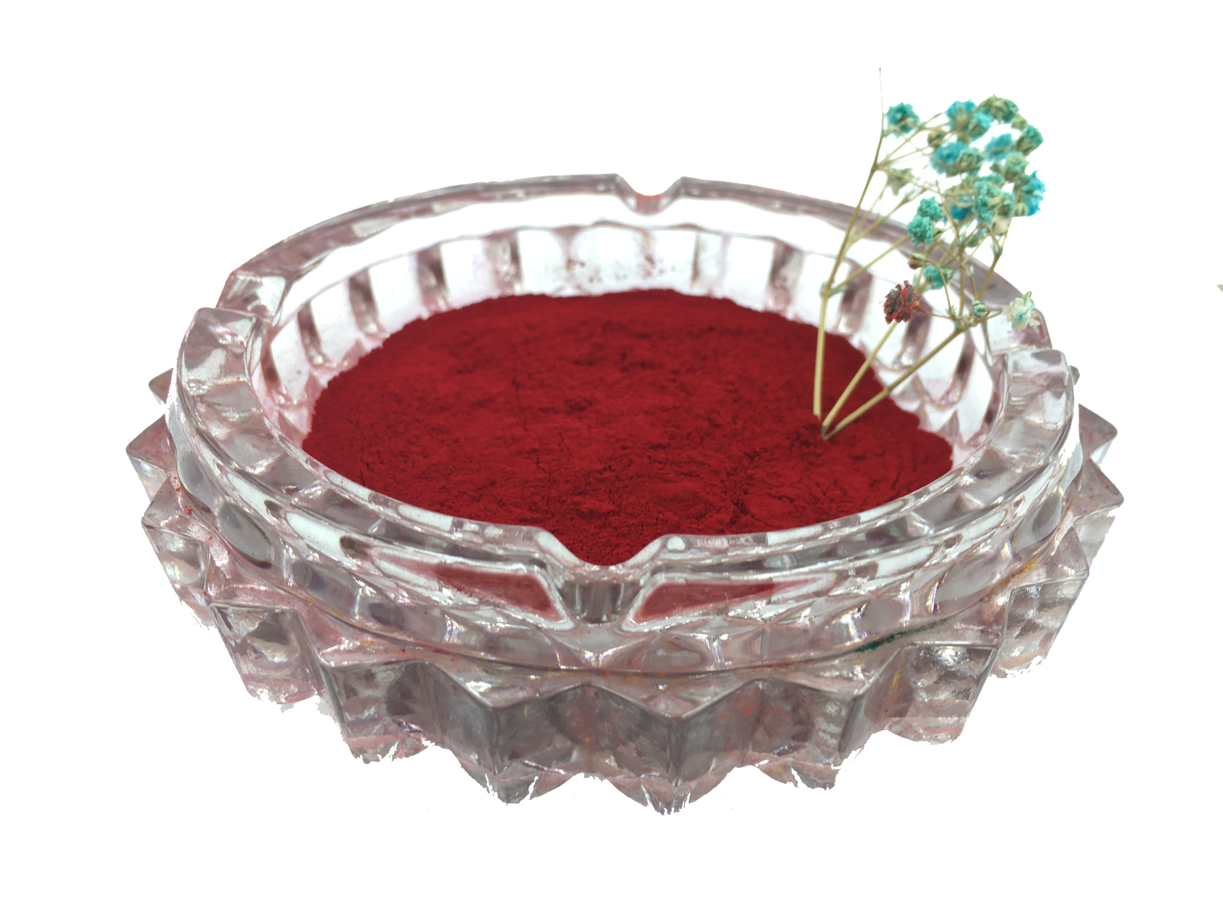 Pigment Red 48:2 Mainly Plastic Candle Industry Strong Tinting Strength with Great High Temperature Resistance