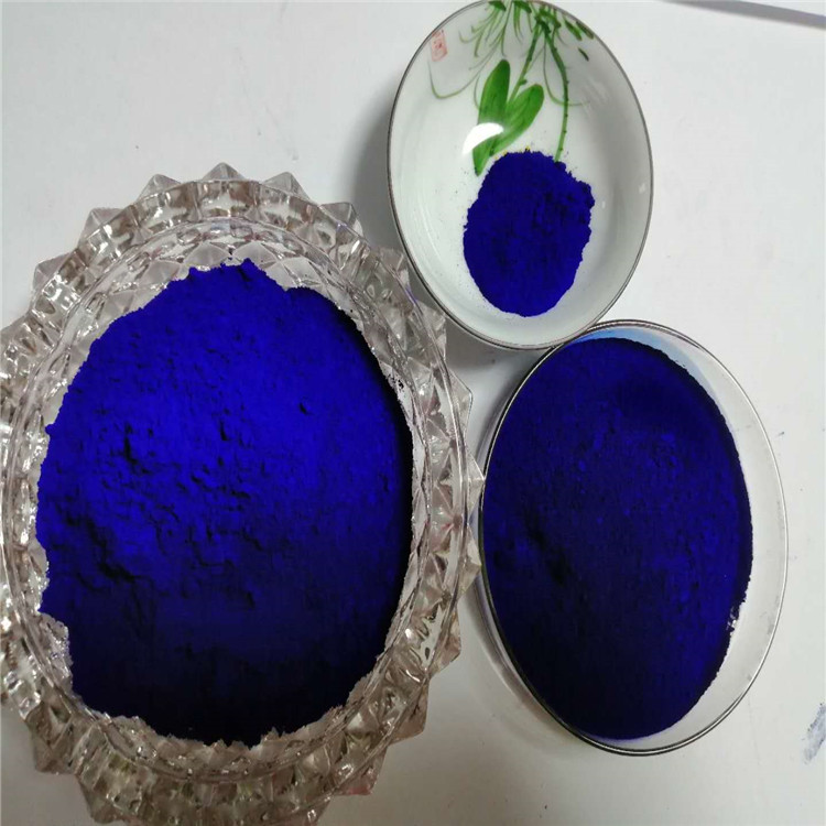 Pigment Blue 15:2 Excellent Weather Fastness For Water Based And Solvent Based Coating And Ink