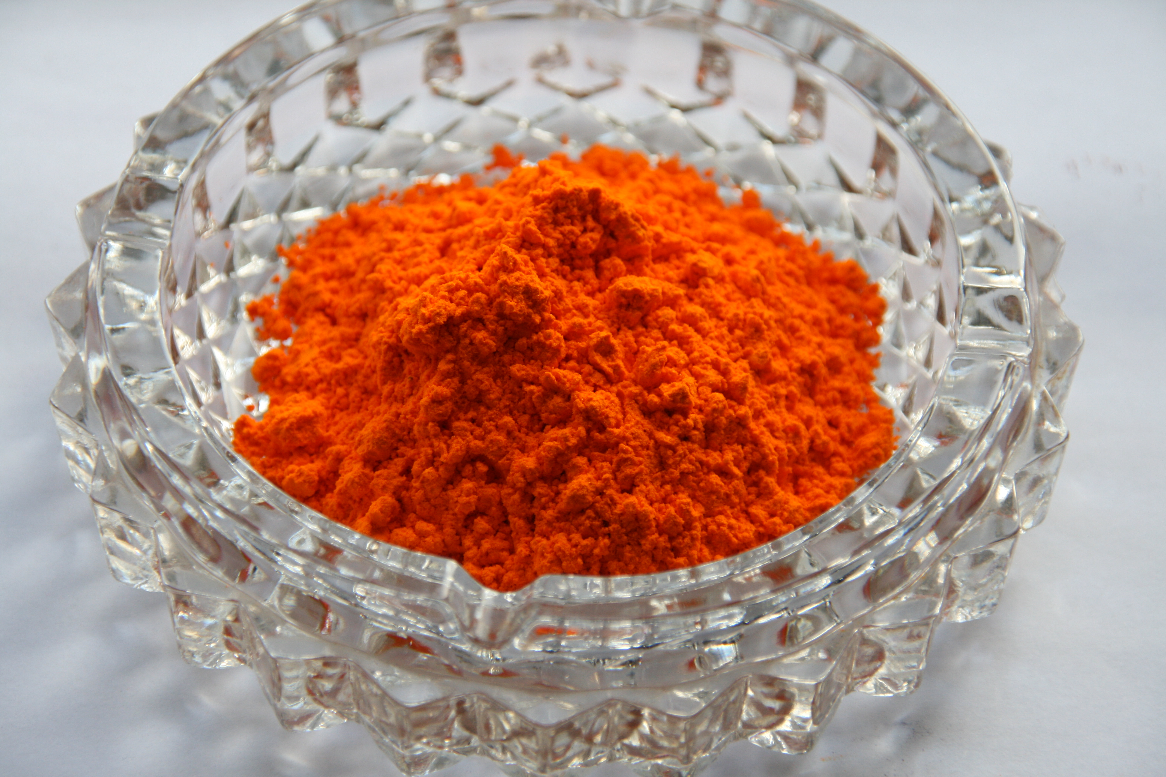 Pigment Orange 43 Plastic Foaming Application Outstanding Orange High Temperature Stability