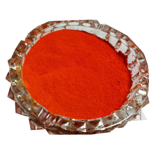 Orange Colorant 6234-PC Good Fastness Properties Good Chemical Resistance For Powder Coating