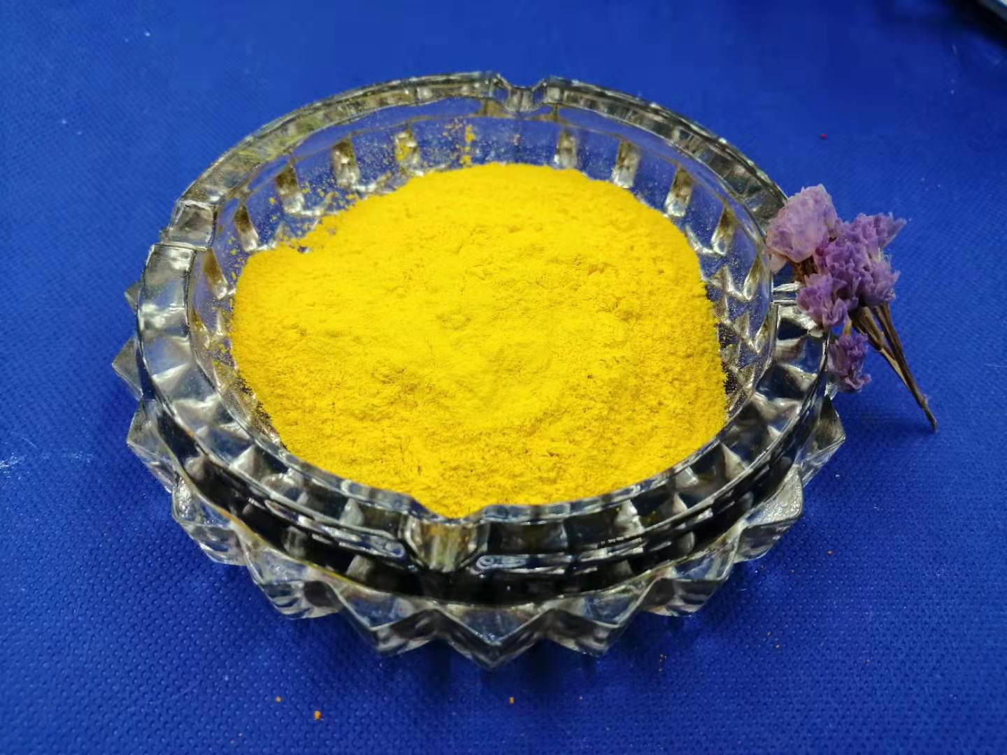 Yellow Colorant High Performance High Heat Resistance for TPU Coloring